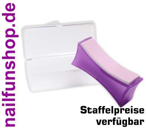 Supershiner Profi Hochglanz Polierblock 2-flächig für glänzende Fingernägel