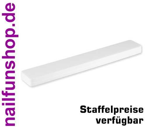 Rechteck Bufferfeile SUPERFLEX weiss, sehr fein, Körnung 320/320