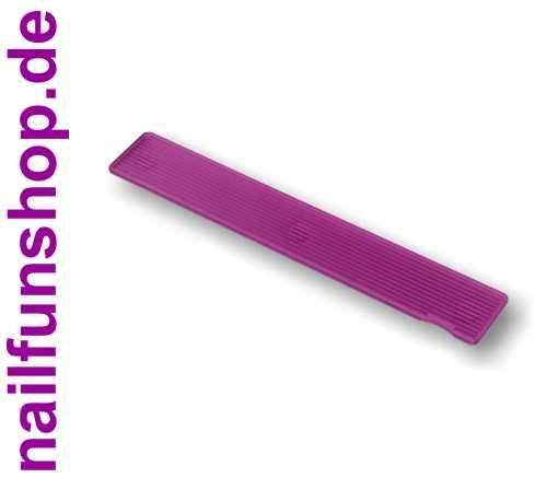 Profi Feilflächen Wechselsystem - Griffstück pink Rechteck - GRP30