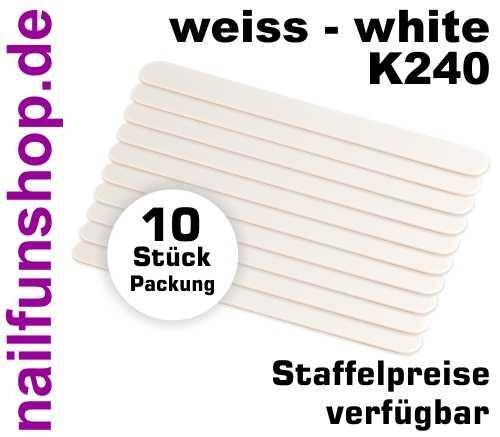 Profi Feilflächen Wechselsystem Schleifpapier (25) - 10er Pack - SW25240