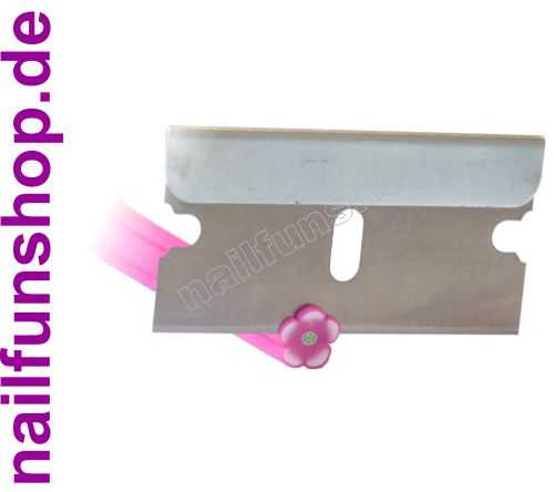 Fimo-Messer - Schneideklinge für Fimo Früchte Blumen Stangen