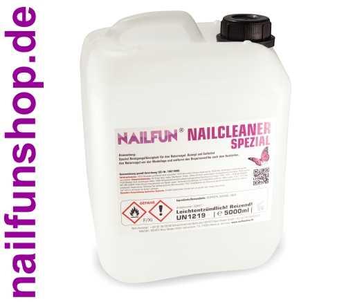 5 Liter Nail-Cleaner SPEZIAL im Kanister - 5000ml Nailcleaner