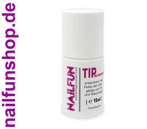 NAILFUN Tip-Blender 15ml in Pinselflasche