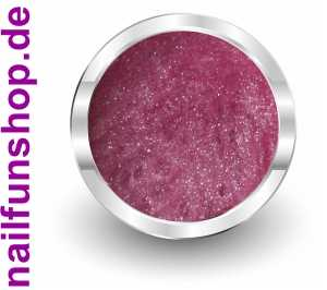 NAILFUN UV-Color-Farbgel Sparkle Flieder - 5ml