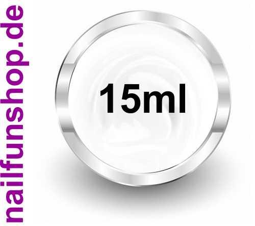 Frenchgel 15ml Ultra White - hochdeckend - niedrigviskose