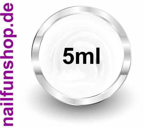 Frenchgel 5ml Ultra White - hochdeckend - niedrigviskose