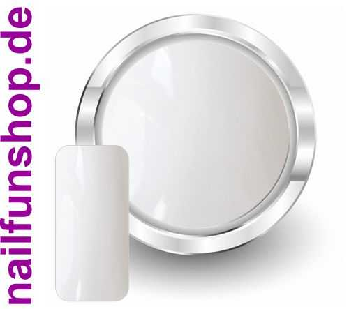 5ml UV French Gel High White - Frenchgel hochweiss