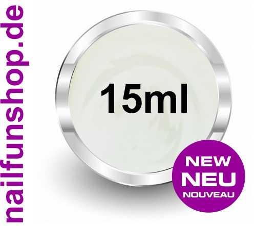 Haftgel 15ml - klar - mittelviskose - säurefrei