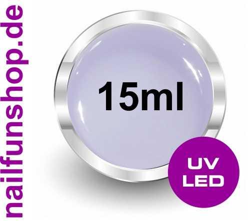 Versiegelungsgel [15ml] UV & LED dünnviskose hochglänzend selbstglättend