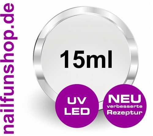 15ml HIGH GLOSS UV + LED Versiegelungsgel (Finish) dünnfliessend
