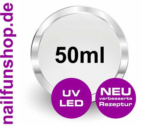 50ml HIGH GLOSS UV + LED Versiegelungsgel (Finish) dünnfliessend