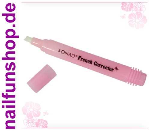 Konad ® Stamping - Lack Korrekturstift - French Corrector Pen