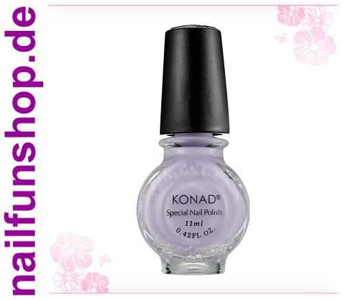 KONAD Stamping Lack S29 LIGHT-GREY, 1er Pack, 11ml