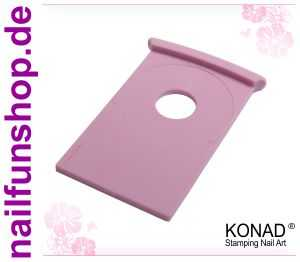 Original Konad Schablonenhalter Typ I - eckig - für Stamping Schablonen