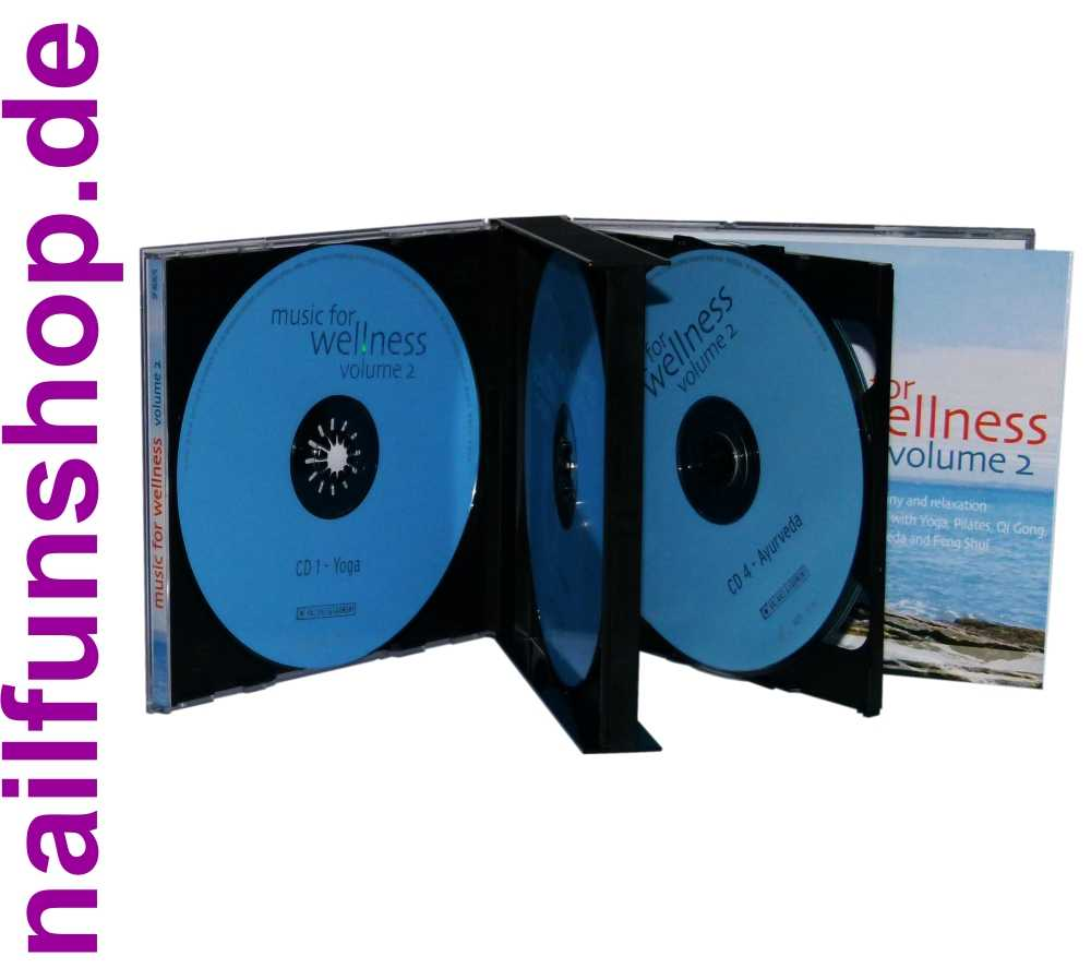 music for wellness volume 2 5 cd box harmony and relexation. Black Bedroom Furniture Sets. Home Design Ideas