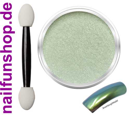 Mirror Chrome Puder No. 5 inkl. Pigment Applikator