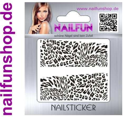 1 Bogen One Stroke Fullcover C143 Sticker Nailsticker