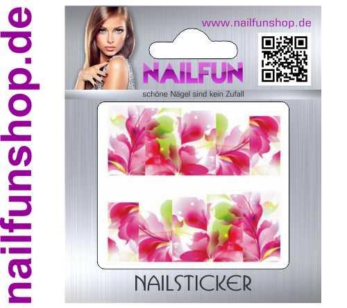 1 Bogen One Stroke Fullcover C170 Sticker Nailsticker