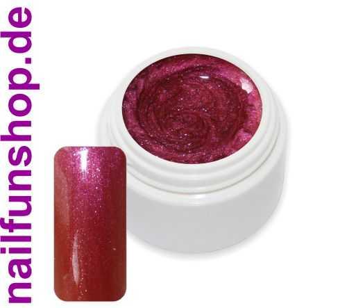 5ml FlipFlop UV-Colorgel Red-Brown - Farbwechsel-Gel