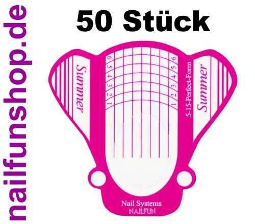 50 selbstklebende Schablonen Butterfly Pink extrabreit - Modellierschablonen