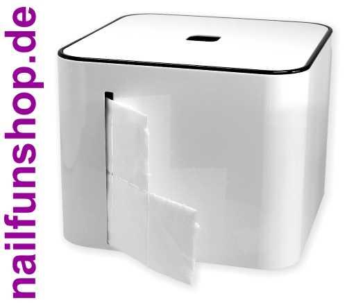 """Zellettenbox """"The Cube"""" weiss (ohne Inhalt)"""